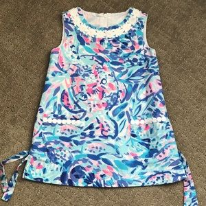 Lilly Pulitzer Classic Shift for Girls (2T)